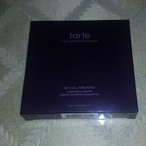 TARTE BE YOU.NATURALLY EYESHADOW PALETTE